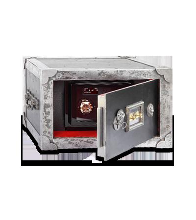 luxury safes company lsc 2011 002 antiker kleiner franz sischer tresor. Black Bedroom Furniture Sets. Home Design Ideas